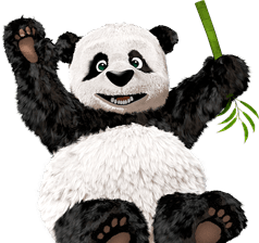 The TinyPNG Panda