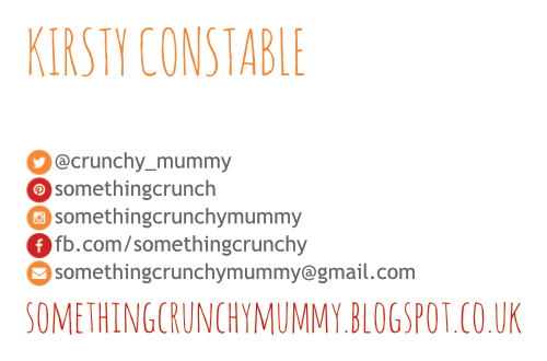 something crunchy mummy - back
